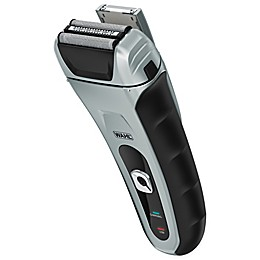 Wahl® Speed Electric Shaver in Silver/Black