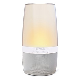 Zenergy™ Aroma Bluetooth Therapy Speaker with Lighting