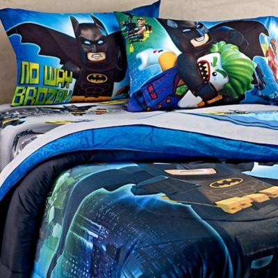 Lego Batman No Way Brozay Twin, Batman Joker Bedding