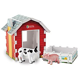 Learning Resources® Jumbo Farm Playset