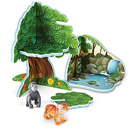 Learning Resources® Jumbo Jungle Playset