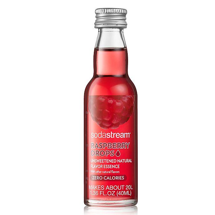 Alternate image 1 for Sodastream® Raspberry Fruit Drops
