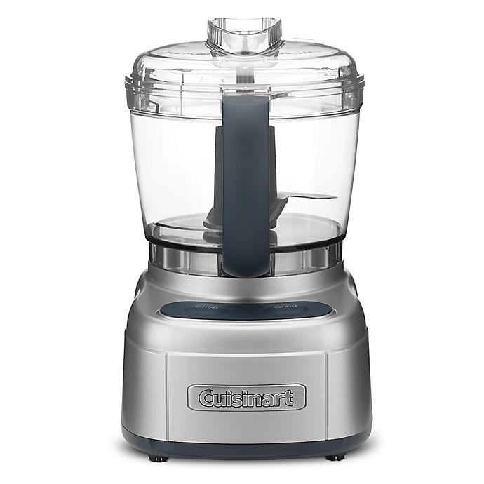 Alternate image 1 for Cuisinart® Elemental 4-Cup Chopper/Grinder