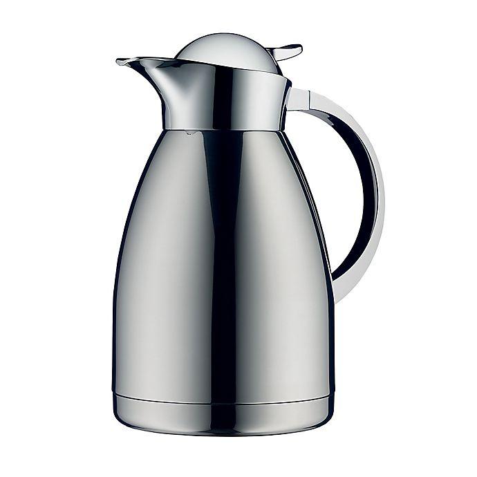 Alternate image 1 for Alfi™ Albergo 1.5-Liter Vacuum-Insulated Carafe in Grey