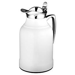 Alfi™ Opal 1-Liter Vacuum Insulated Carafe in White