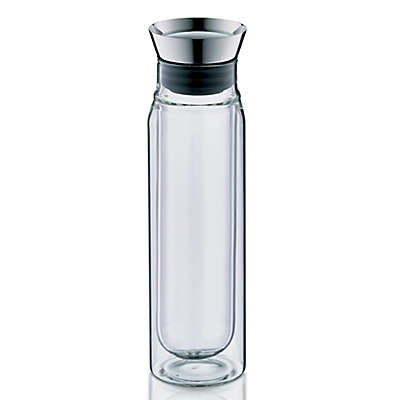 Alfi™ 0.75-Liter Glass Double Wall Carafe in Clear