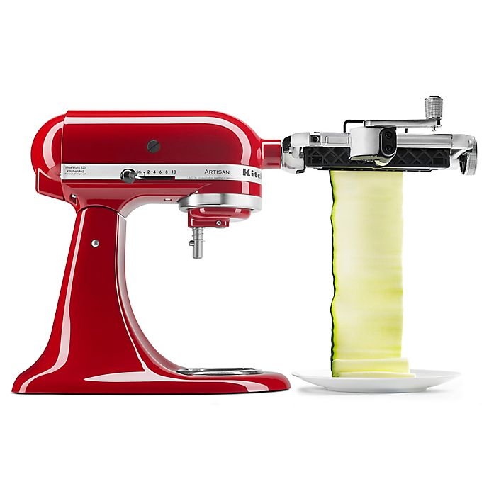 Alternate image 1 for KitchenAid® Vegetable Sheet Cutter Attachment