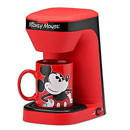 Disney® Mickey Mouse Single-Serve Coffee Maker in Red
