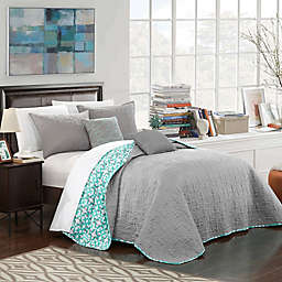 Chic Home Nalla Reversible Quilt Set