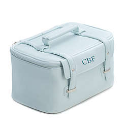 Bey-Berk Multi Compartment Travel Cosmetic Bag