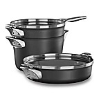 Calphalon® Premier™ Space Saving Hard Anodized Nonstick 5-Piece Supper Club Set