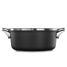 Calphalon® Premier™ Space Saving Hard Anodized Nonstick Covered Dutch Oven