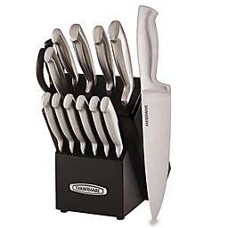 Farberware® Edgekeeper™ Pro Self-Sharpening 13-Piece Stainless Steel Knife Block Set