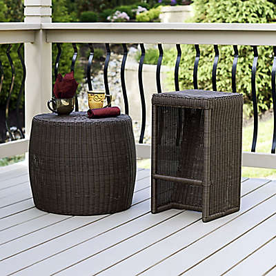 Household Essentials Wicker All-Weather Furniture Collection