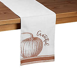 Precious Moments Harvest Table Runner
