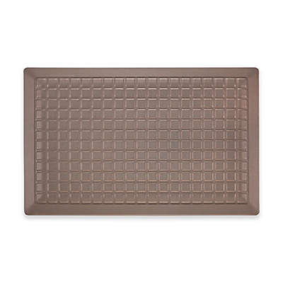 Dr. Scholl's™ Massaging Gel™ Cushioned Mat in Bronze