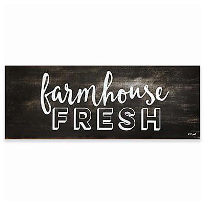 "David Burke Cook N Comfort ""Farmhouse Fresh"" Memory Foam 19.6-Inch x 55-Inch Kitchen Mat"