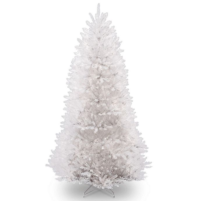 Alternate image 1 for National Tree Company Dunhill White Fir Christmas Tree