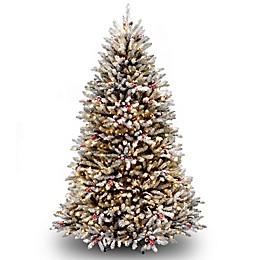 National Tree Company Pre-Lit Dunhill Fir Artificial Christmas Tree