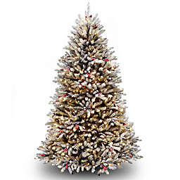 National Tree Company Pre-Lit Dunhill Fir Artificial Christmas Tree