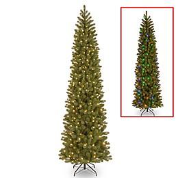 National Tree Company® Downswept Douglas Pencil Fir Pre-Lit Christmas Tree