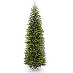 National Tree Company 14-Foot Kingswood Fir Pencil Christmas Tree