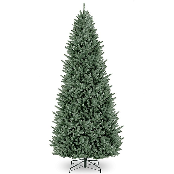 Alternate image 1 for National Tree Company Feel Real Fraser Slim Fir Artificial Christmas Tree