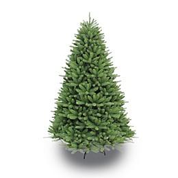 Puleo International 7.5-Foot Douglas Fir Premier Artificial Christmas Tree