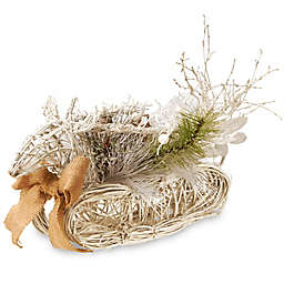 National Tree Company Christmas Deer Decoration in White