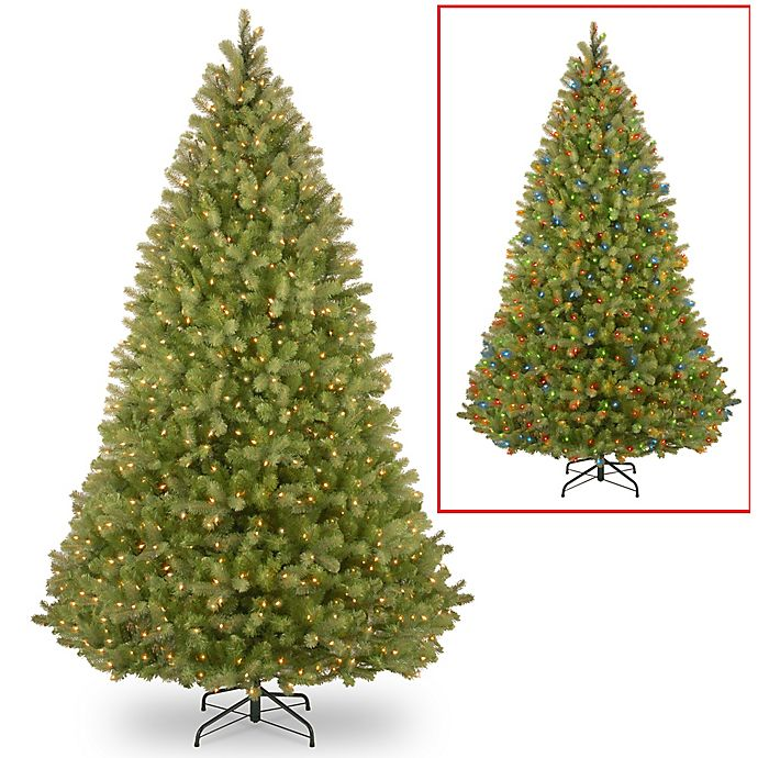 National Tree Co 9 Foot Powerconnect Bayberry Spruce Pre Lit
