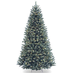 National Tree Company Pre-Lit North Valley Spruce Artificial Christmas Tree