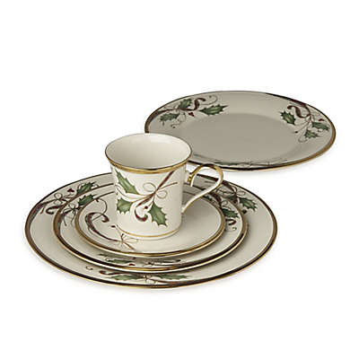 Lenox® Holiday Nouveau Gold Dinnerware Collection