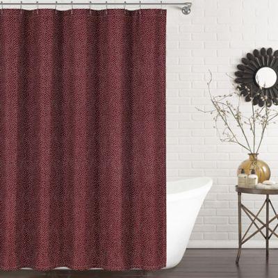 Ron Chereskin Dots Shower Curtain