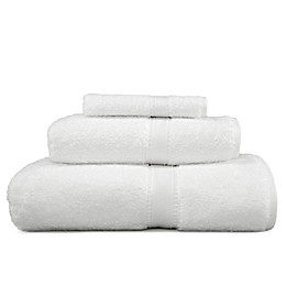 Linum Home Textiles 3-Piece Terry Towel Set in White