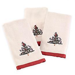 Avanti Spode Tree Fingertip Towels (Set of 3)