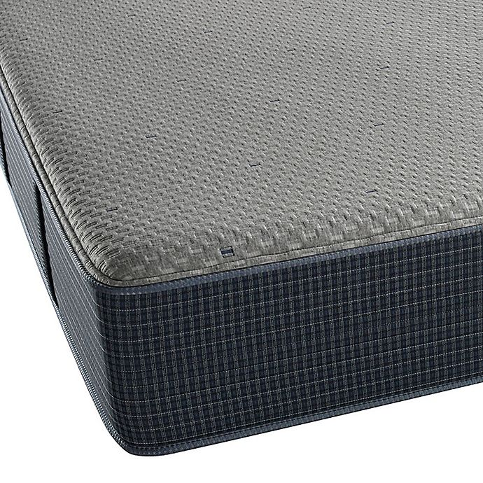 Alternate image 1 for Beautyrest® Silver™ Hybrid Lake Forest Heights Plush California King Mattress