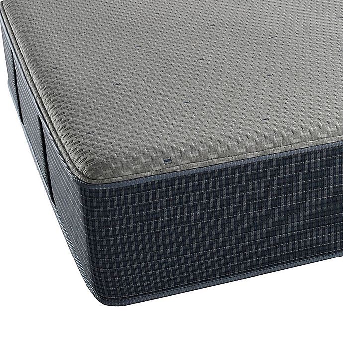 Alternate image 1 for Beautyrest® Silver™ Hybrid Newport Harbor Luxury Firm Twin Mattress