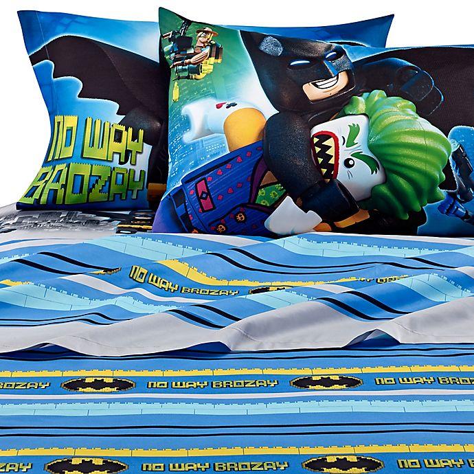 Batman No Way Brozay Sheet Set, Batman Joker Bedding