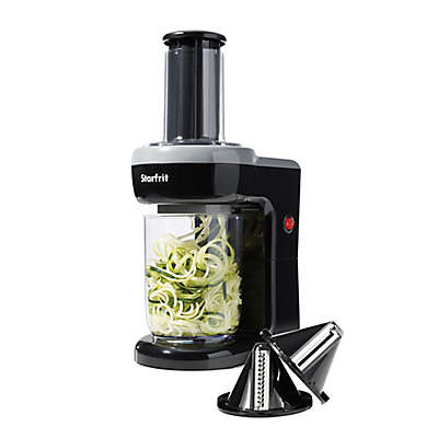 Starfrit Electric Spiralizer in Black