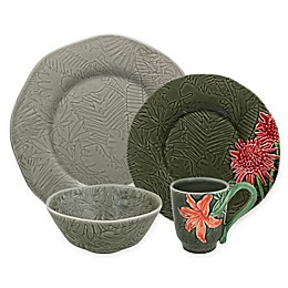Bordallo Pinheiro Vista Alegre Tropical Dinnerware Collection