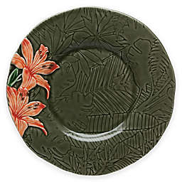 Bordallo Pinheiro Vista Alegre Tropical Iris Dessert Plates (Set of 4)