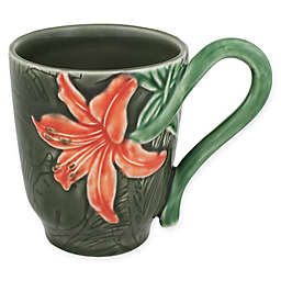 Bordallo Pinheiro Vista Alegre Tropical Mugs (Set of 4)
