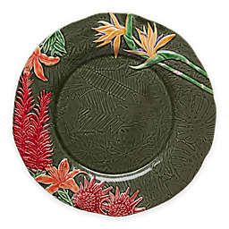 Bordallo Pinheiro Vista Alegre Tropical Charger Plates (Set of 2)