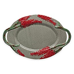 Bordallo Pinheiro Vista Alegre Tropical 17.8-Inch Oval Platter