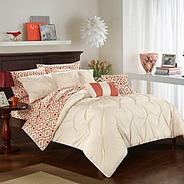 Chic Home Solice 10-Piece Reversible Comforter Set