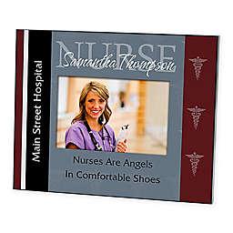 Nurse 4-Inch x 6-Inch Picture Frame