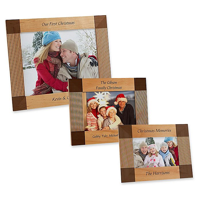 Alternate image 1 for Create Your Own Holiday Picture Frame