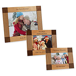 Create Your Own Holiday Picture Frame