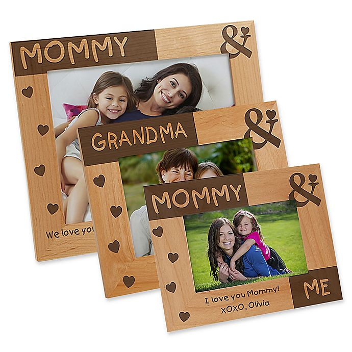 Alternate image 1 for You & Me Picture Frame