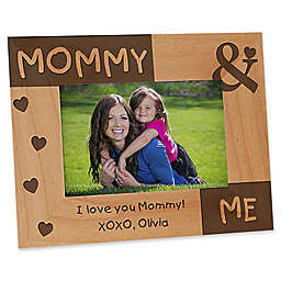 You & Me 4-Inch x 6-Inch Picture Frame